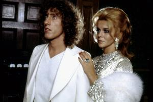 Tommy by Ken Russell with Roger Daltrey and Ann-Margret, 1975 (photo)