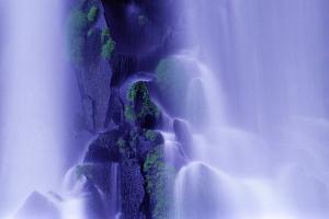 Dos Hermanas Falls in Iguazu National Park by Tommy Heinrich