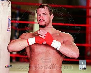 Tommy Morrison Photo