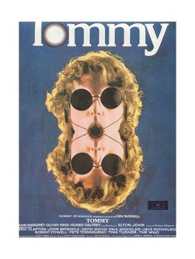 Tommy, Spanish Poster Art, 1975