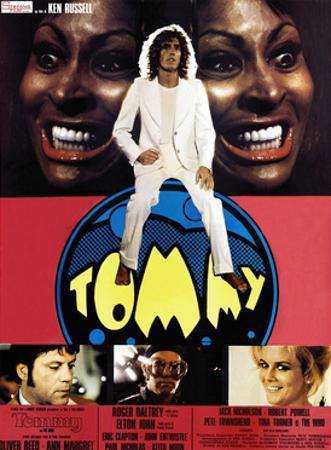 Tommy, Tina Turner, 1975
