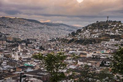 Tramonto a Quito