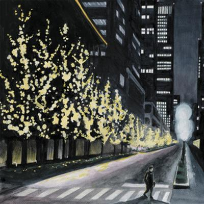 Late night,2013 by Tomoko FURUYA