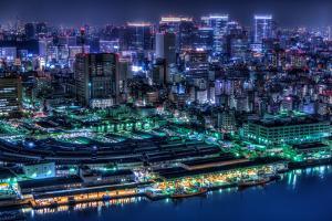 Tokyo by Tomoshi Hara