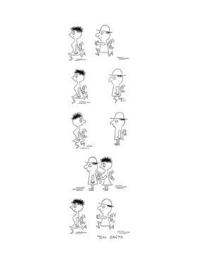 New Yorker Cartoon by Ton Smits