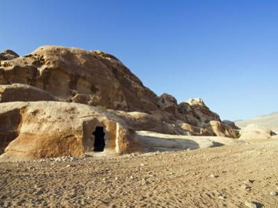 Al Beidha, Neolithic Village, Jordan, Middle East by Tondini Nico