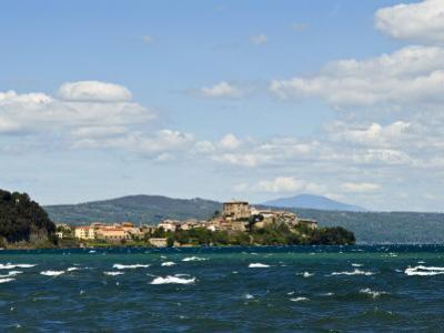 Capodimonte, Lake of Bolsena, Viterbo, Lazio, Italy, Europe by Tondini Nico