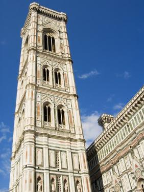 Duomo, Campanile Di Giotto, Florence, Tuscany, Italy by Tondini Nico