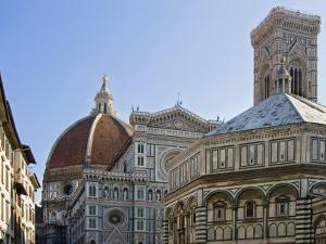 Duomo , Florence, UNESCO World Heritage Site, Tuscany, Italy, Europe by Tondini Nico