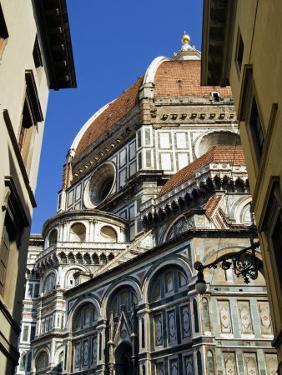 Duomo, Florence, UNESCO World Heritage Site, Tuscany, Italy, Europe by Tondini Nico
