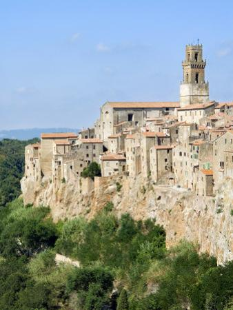 Pitigliano, Grosseto, Tuscany, Italy, Europe by Tondini Nico