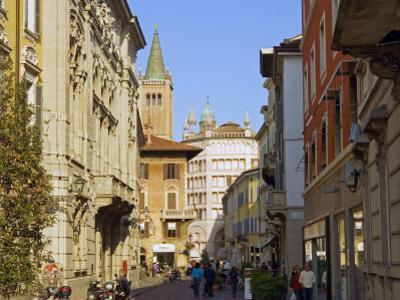 Via Melloni, Parma, Emilia Romagna, Italy, Europe by Tondini Nico
