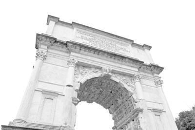 Arch of Septimius Severus by Toniflap