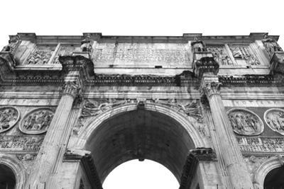 The Arch of Constantine. Rome by Toniflap