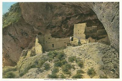 Tonto Cliff Dwellings, Apache Trail