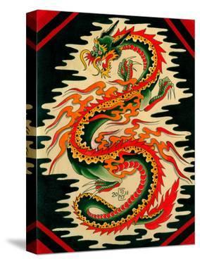 Singapore Dragon by Tony Carey