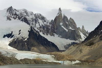 Cerro Torre and Laguna Torre