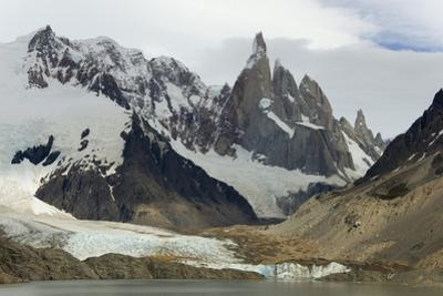 Cerro Torre and Laguna Torre by Tony
