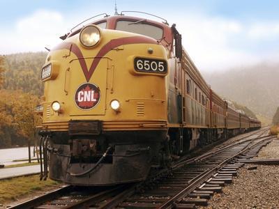 American Diesel Locomotive