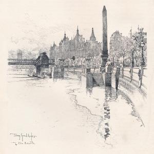 The Needle, C1902 by Tony Grubhofer