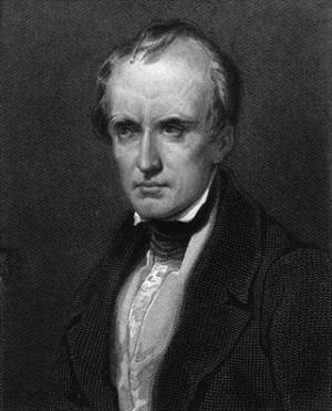 James Fenimore Cooper by Tony Johannot
