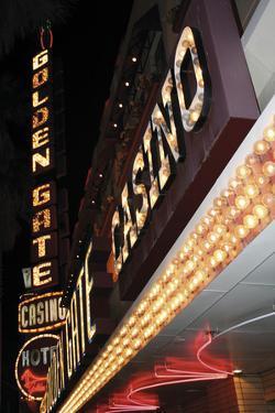 Casino Lights by Tony Koukos