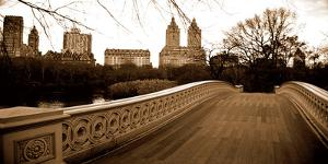 Central Park II by Tony Koukos