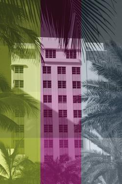Deco Beach II by Tony Koukos