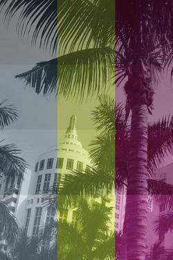 Deco Beach III by Tony Koukos
