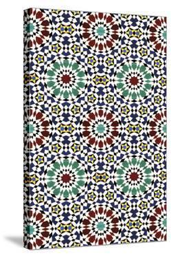 Ethnica Moroccan Mosaic IX by Tony Koukos