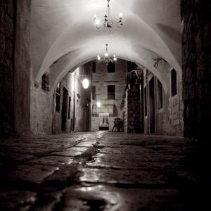 Old Town II by Tony Koukos