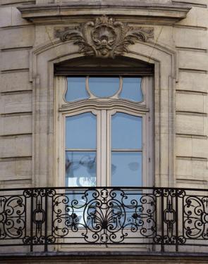 Rue De Paris II by Tony Koukos