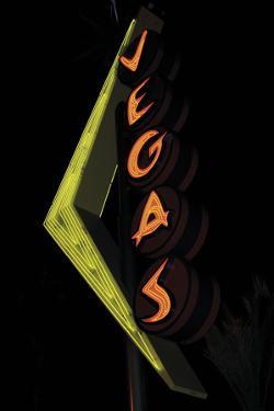 Vegas Lights by Tony Koukos