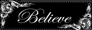 Believe by Tony Pazan