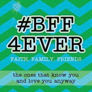 BFF 4Ever by Tony Pazan