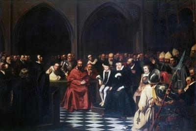 The Colloquy of Poissy in 1561, C1855-1912