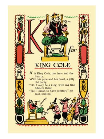 K for King Cole