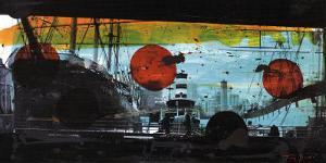 Port de Manhattan by Tony Soulie