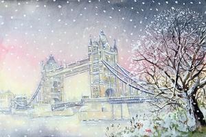 Tower Bridge, 2005 by Tony Todd