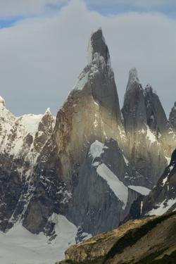 Cerro Torre by Tony Waltham