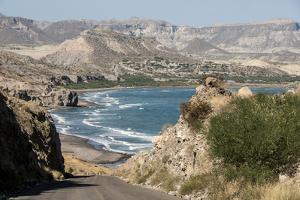 East coast of Baja California, Sea of Cortez, north of La Paz, Mexico, North America by Tony Waltham