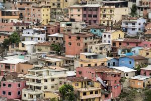 Las Penas barrio, historic centre on the hill of Cerro Santa Ana, Guayaquil, Ecuador, South America by Tony Waltham