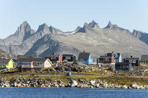 Nanortalik, southern Greenland, Polar Regions by Tony Waltham