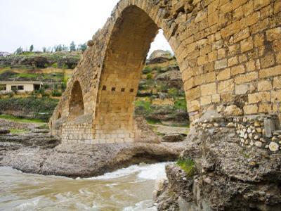 Historic Delal Bridge ('Beautiful Bridge'), Kurdistan