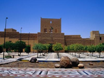 Museum of Riyadh, Riyadh, Saudi Arabia