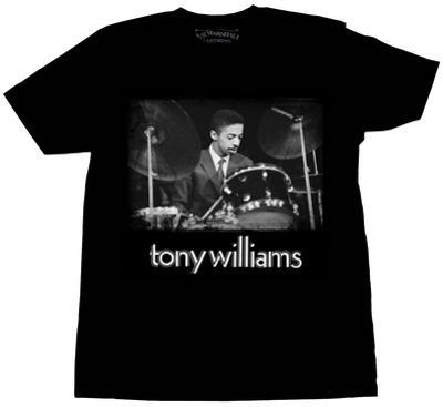 Tony Williams- Drum Solo Portrait
