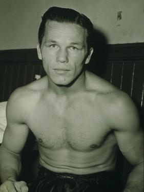 Tony Zale Two-Time World Middleweight Champion, 1941