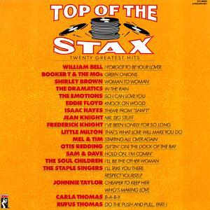 Top of the Stax