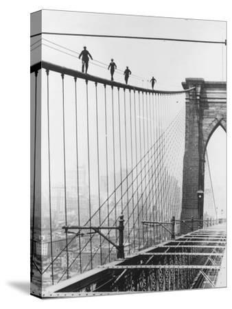Bridge Climb by Topical Press Agency