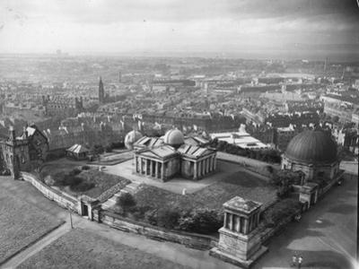 Edinburgh by Topical Press Agency